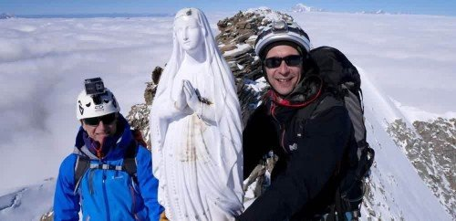 L'ascension du Grand Paradis en 2 jours