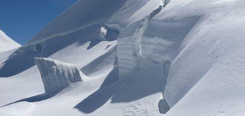 Ski d'été au Mont-Rose