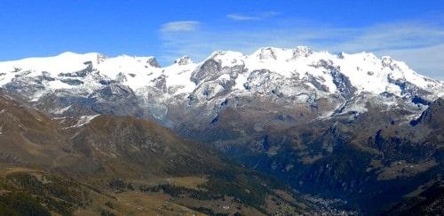 Wandern in Ayastal - Champoluc - Aoatatal