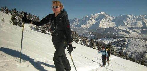 Ski de randonnée découverte dans les Aravis