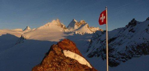 die Haute-Route von Chamonix nach Zermatt