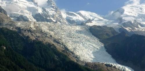 Trekkingreise: Gletscher des Mont-Blanc Massiv