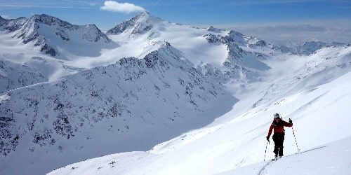 Raid à ski en Oetztal - Tirol