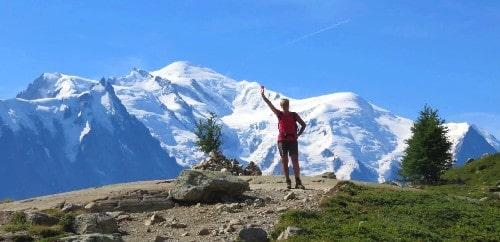 Die Tour du Mont-Blanc, wo das Trekking einer Gipfelparade gleicht: In sechs Tagen wandern wir um das wohl spektakulärste Bergensemble der Alpen.