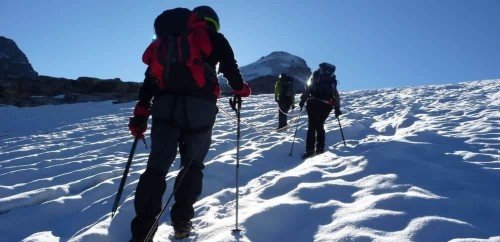 Gran Paradiso Gipfel in 3 Tage