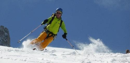Traversée de la Brèche Puiseux à Chamonix avec un guide
