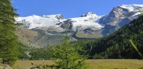 Trekkingreise Hoehenweg der Riesen - Aosta-Tal