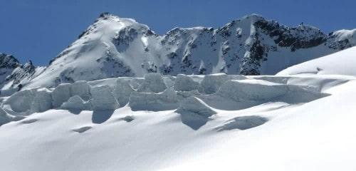 Raid à ski dans le Stubai