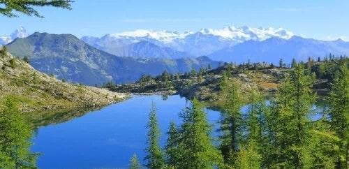 Trekkingreise: Der Naturpark Mont-Avic - Aosta-Tal