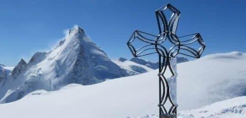 Raid à ski - la Haute-Route d'Arolla