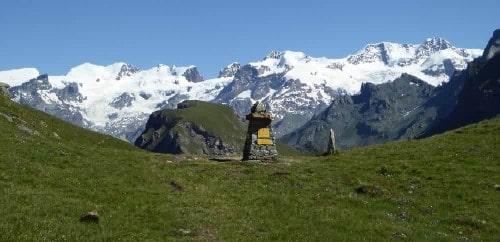 Trekkingreise zu den 3000er Gipfeln im Val d'Ayas - Aosta-Tal