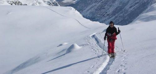 Ski de rando dans le Val de Rhêmes