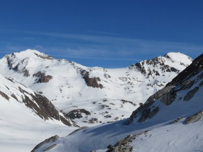 Blinnenhorn et Rothorn