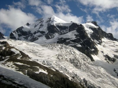 Alpinisme en Bernina
