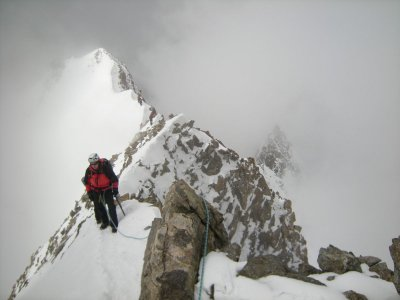 Ascension de la Bernina
